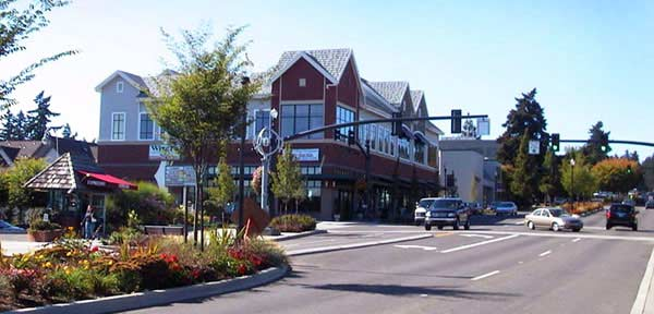 Downtown Lake Oswego