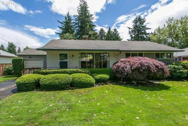 Home in Milwaukie, Oregon