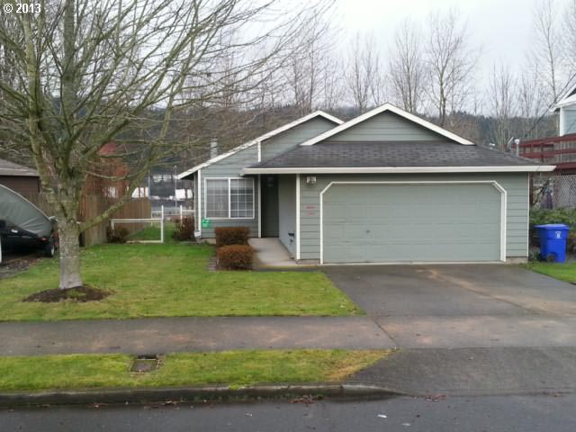 Home in Aloha, Oregon