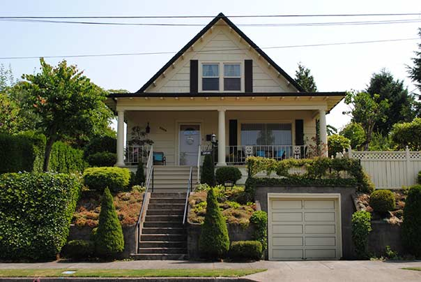 Home in Southeast Portland