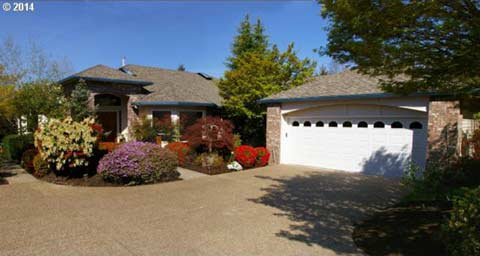 Home in Tigard